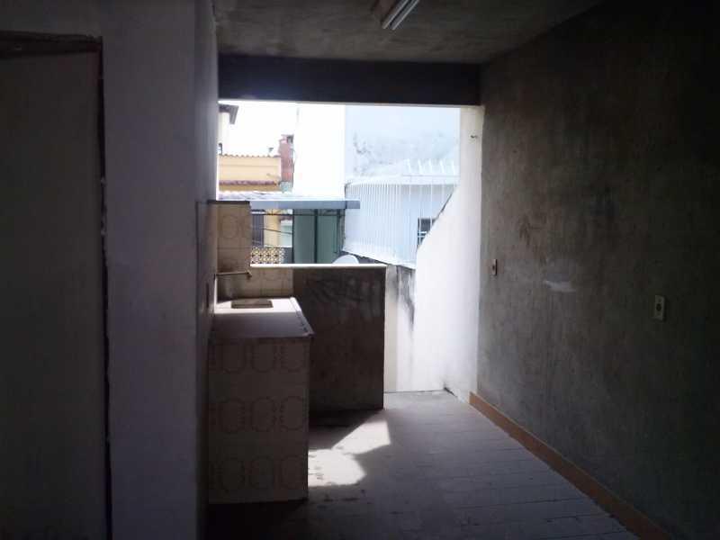 CAM00362 - Casa de Vila Engenho Novo, Rio de Janeiro, RJ À Venda, 3 Quartos, 128m² - MECV30039 - 17