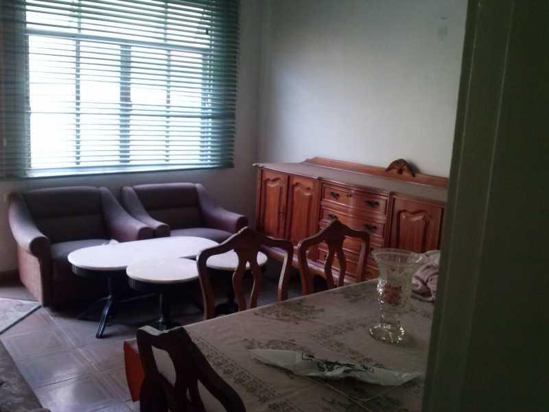CAM00377 - Casa de Vila Engenho Novo, Rio de Janeiro, RJ À Venda, 3 Quartos, 128m² - MECV30039 - 3