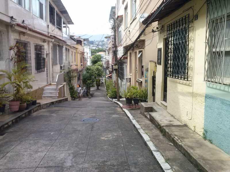 CAM00380 - Casa de Vila Engenho Novo, Rio de Janeiro, RJ À Venda, 3 Quartos, 128m² - MECV30039 - 1