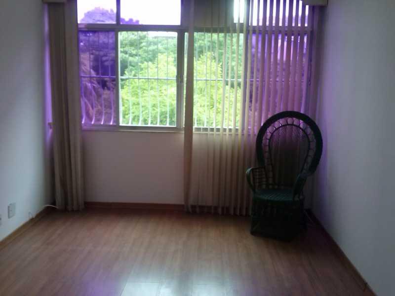 CAM00450 - Apartamento À Venda - Rocha - Rio de Janeiro - RJ - MEAP20837 - 1