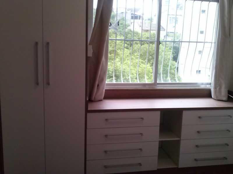 CAM00459 - Apartamento À Venda - Rocha - Rio de Janeiro - RJ - MEAP20837 - 8