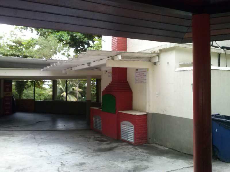 CAM00491 - Apartamento À Venda - Rocha - Rio de Janeiro - RJ - MEAP20837 - 26