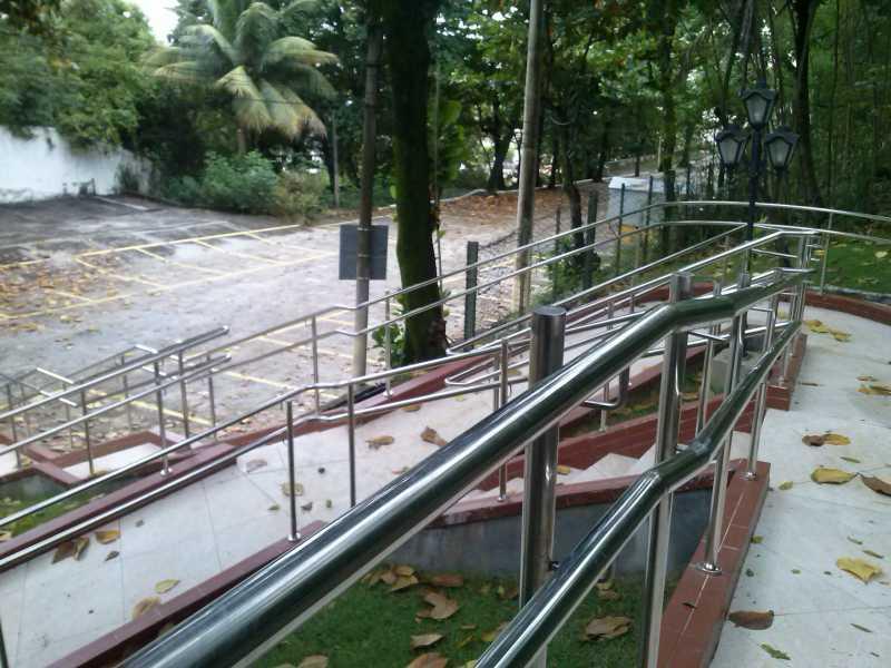 CAM00493 - Apartamento À Venda - Rocha - Rio de Janeiro - RJ - MEAP20837 - 28