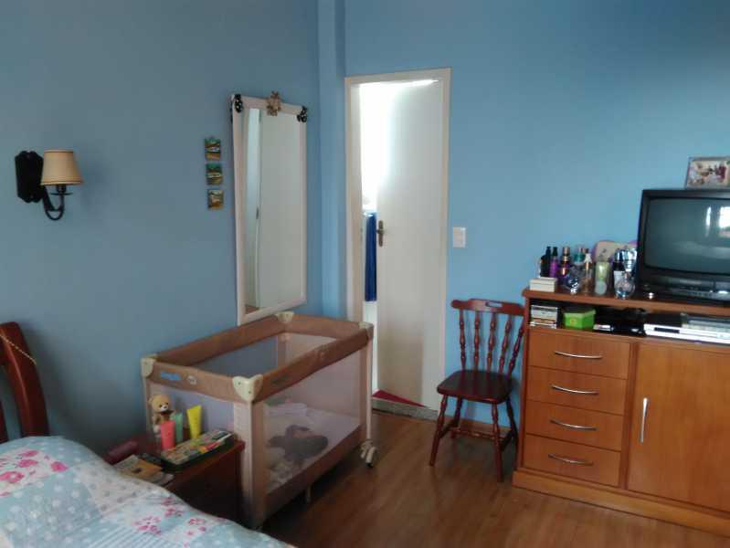 7 - QUARTO SUÍTE - Apartamento À Venda - Engenho de Dentro - Rio de Janeiro - RJ - MEAP20838 - 8