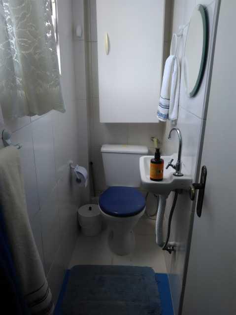 8 - BANHEIRO SUÍTE - Apartamento À Venda - Engenho de Dentro - Rio de Janeiro - RJ - MEAP20838 - 9
