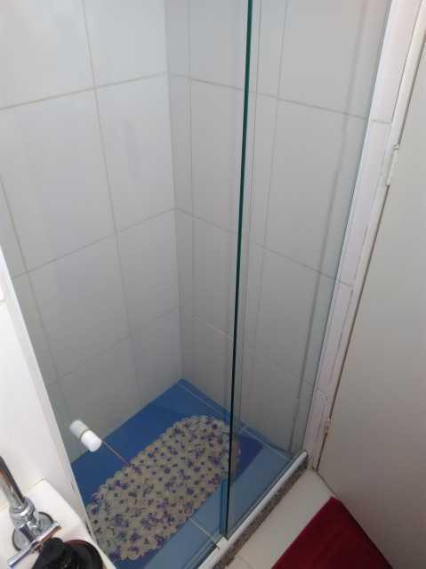 9 - BANHEIRO SUÍTE - Apartamento À Venda - Engenho de Dentro - Rio de Janeiro - RJ - MEAP20838 - 10