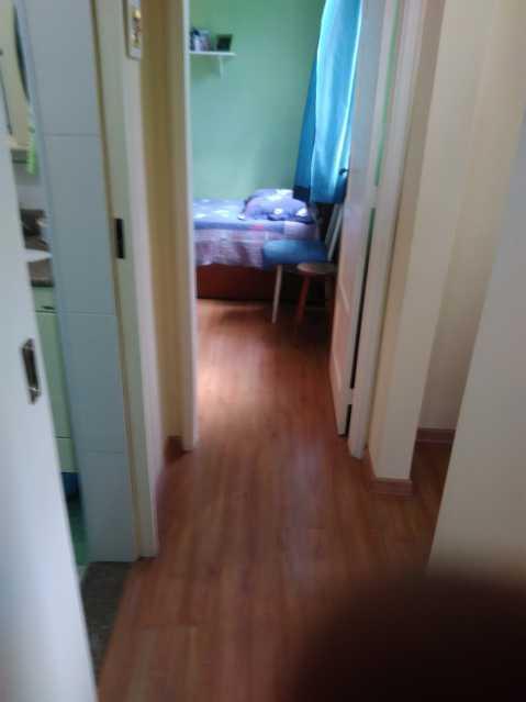 10 - CIRCULAÇÃO - Apartamento À Venda - Engenho de Dentro - Rio de Janeiro - RJ - MEAP20838 - 11