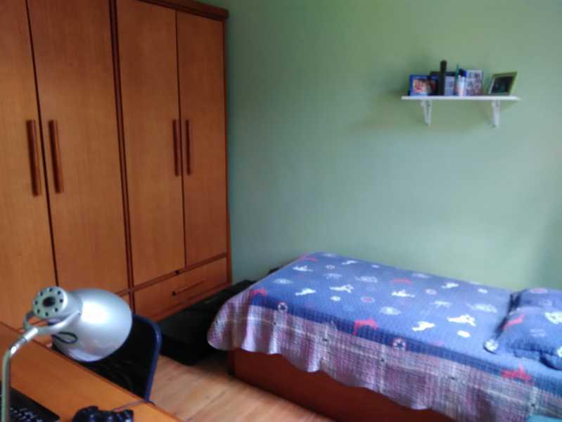 11 - QUARTO 2 - Apartamento À Venda - Engenho de Dentro - Rio de Janeiro - RJ - MEAP20838 - 12