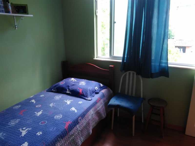 12 - QUARTO 2 - Apartamento À Venda - Engenho de Dentro - Rio de Janeiro - RJ - MEAP20838 - 13