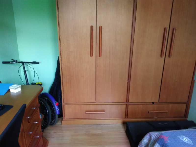 13 - QUARTO 2 - Apartamento À Venda - Engenho de Dentro - Rio de Janeiro - RJ - MEAP20838 - 14