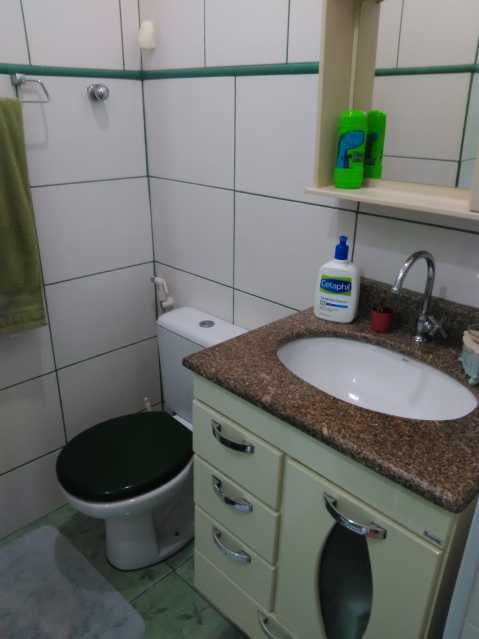 14 - BANHEIRO SOCIAL - Apartamento À Venda - Engenho de Dentro - Rio de Janeiro - RJ - MEAP20838 - 15