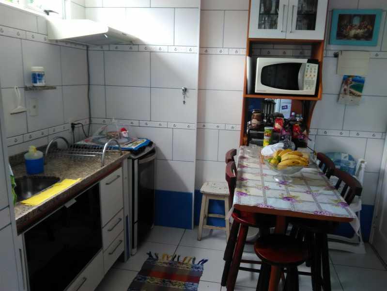 17 - COZINHA - Apartamento À Venda - Engenho de Dentro - Rio de Janeiro - RJ - MEAP20838 - 18