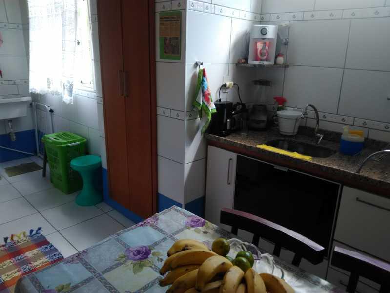 18 - COZINHA - Apartamento À Venda - Engenho de Dentro - Rio de Janeiro - RJ - MEAP20838 - 19