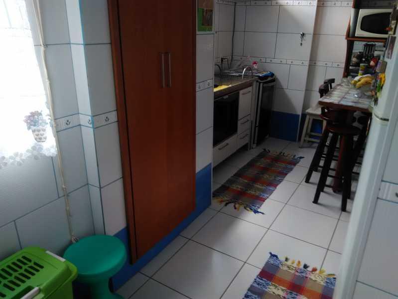 19 - COZINHA - Apartamento À Venda - Engenho de Dentro - Rio de Janeiro - RJ - MEAP20838 - 20