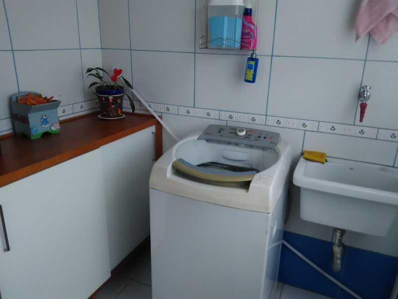 21 - ÁREA DE SERVIÇO - Apartamento À Venda - Engenho de Dentro - Rio de Janeiro - RJ - MEAP20838 - 23