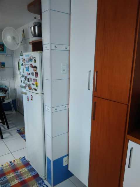 22 - ÁREA DE SERVIÇO - Apartamento À Venda - Engenho de Dentro - Rio de Janeiro - RJ - MEAP20838 - 21