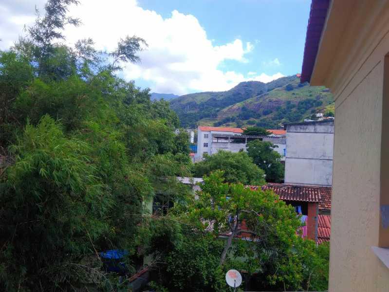 23 - VISTA DO IMÓVEL - Apartamento À Venda - Engenho de Dentro - Rio de Janeiro - RJ - MEAP20838 - 24