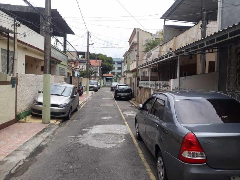 IMG-20181106-WA0019 1 - Casa de Vila À Venda - Campinho - Rio de Janeiro - RJ - MECV30040 - 20