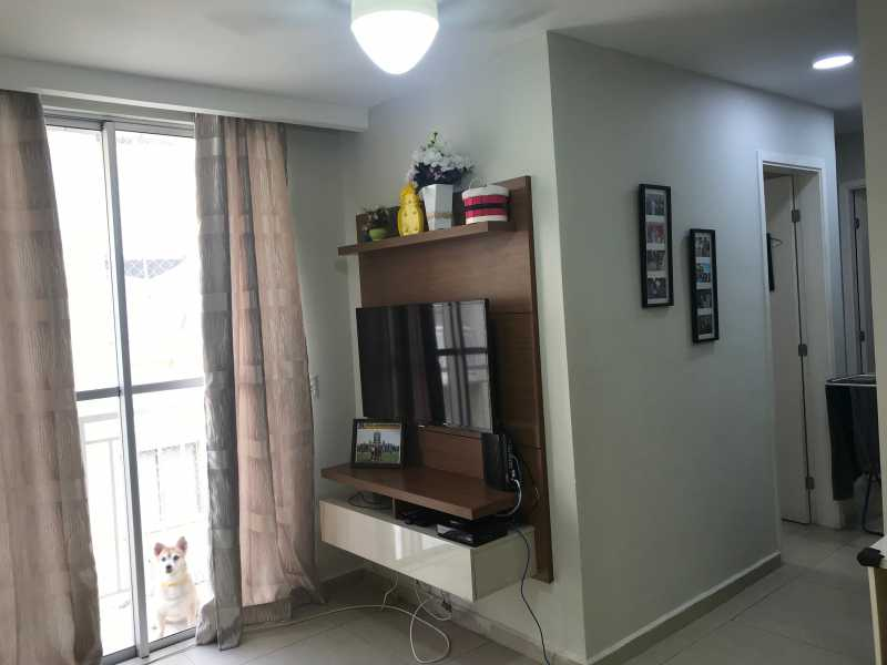 02 - Apartamento Taquara,Rio de Janeiro,RJ À Venda,2 Quartos,46m² - FRAP21266 - 1