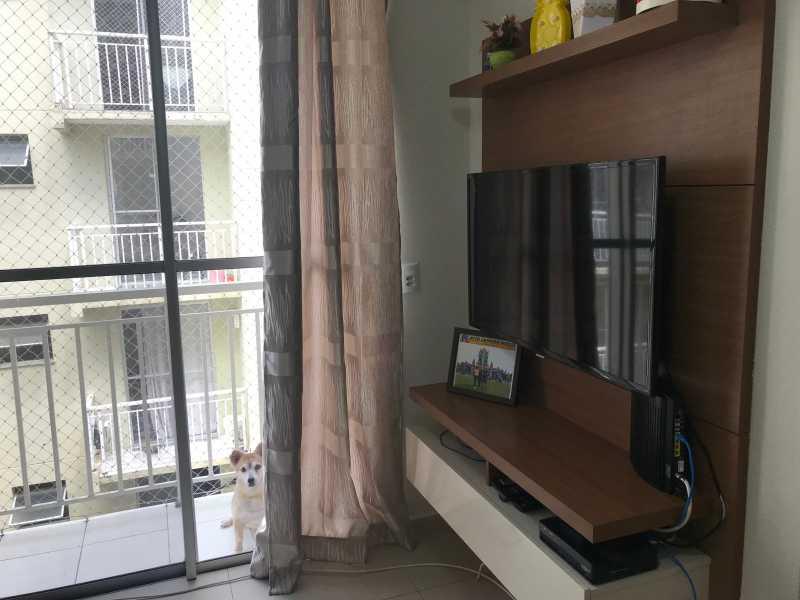 03 - Apartamento 2 quartos à venda Taquara, Rio de Janeiro - R$ 175.000 - FRAP21266 - 4