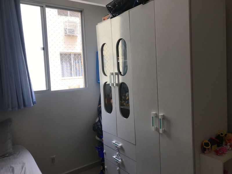 10 - Apartamento 2 quartos à venda Taquara, Rio de Janeiro - R$ 175.000 - FRAP21266 - 11