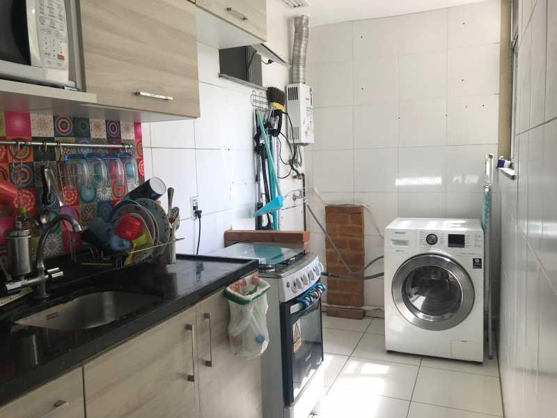 14 - Apartamento 2 quartos à venda Taquara, Rio de Janeiro - R$ 175.000 - FRAP21266 - 15