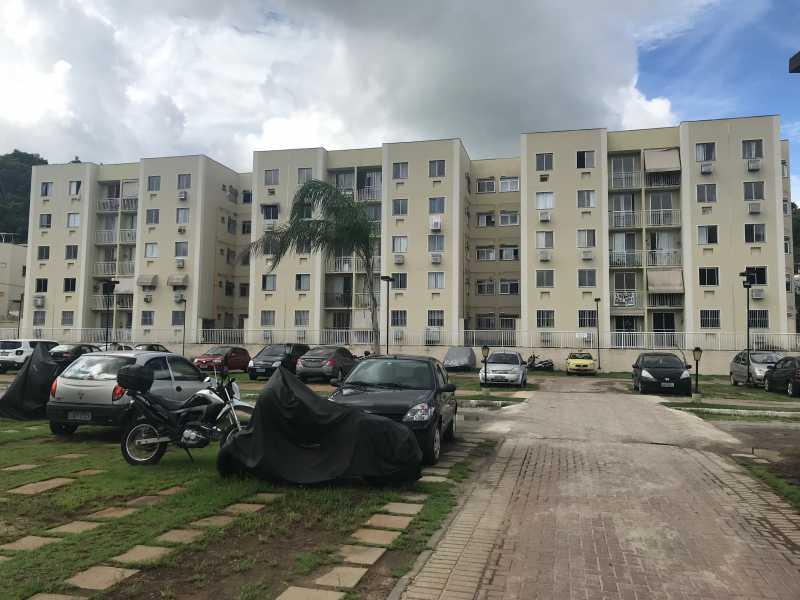 26 - Apartamento 2 quartos à venda Taquara, Rio de Janeiro - R$ 175.000 - FRAP21266 - 27