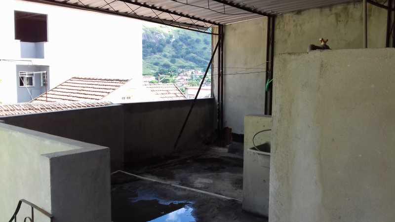 20190320_142259 - Casa de Vila À Venda - Engenho de Dentro - Rio de Janeiro - RJ - MECV20045 - 13