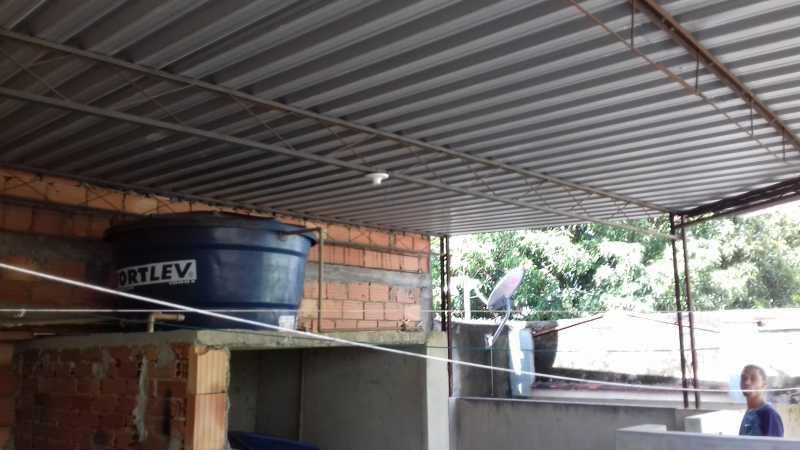 20190320_142320 - Casa de Vila À Venda - Engenho de Dentro - Rio de Janeiro - RJ - MECV20045 - 15