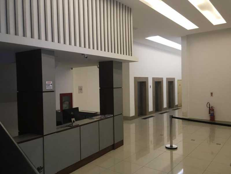 6 - Sala Comercial Pechincha,Rio de Janeiro,RJ Para Alugar,21m² - FRSL00110 - 8