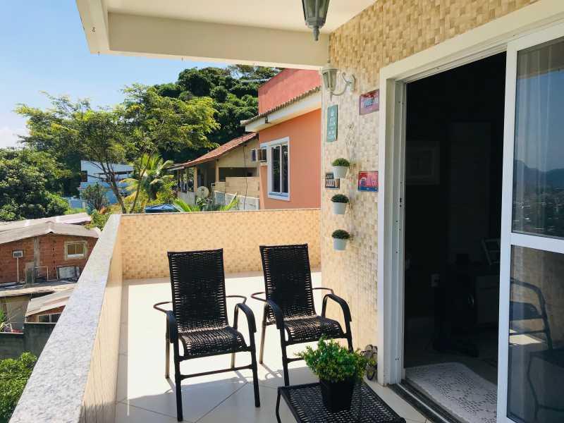 02 - Casa Jacarepaguá,Rio de Janeiro,RJ À Venda,2 Quartos,173m² - FRCA20005 - 3