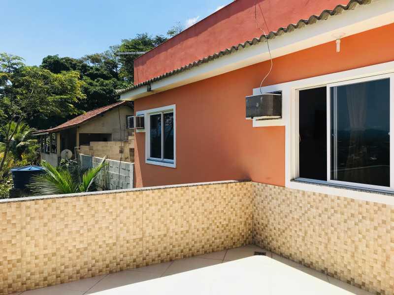 04 - Casa Jacarepaguá,Rio de Janeiro,RJ À Venda,2 Quartos,173m² - FRCA20005 - 5
