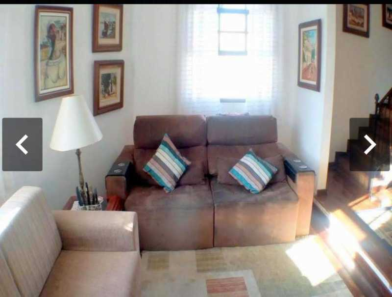 3 - Casa em Condomínio 3 quartos à venda Taquara, Rio de Janeiro - R$ 897.000 - FRCN30133 - 3