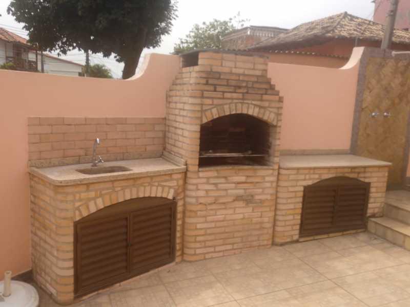 132 - Casa em Condomínio 3 quartos à venda Taquara, Rio de Janeiro - R$ 897.000 - FRCN30133 - 26