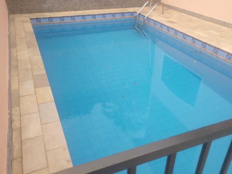 134 - Casa em Condomínio 3 quartos à venda Taquara, Rio de Janeiro - R$ 897.000 - FRCN30133 - 23