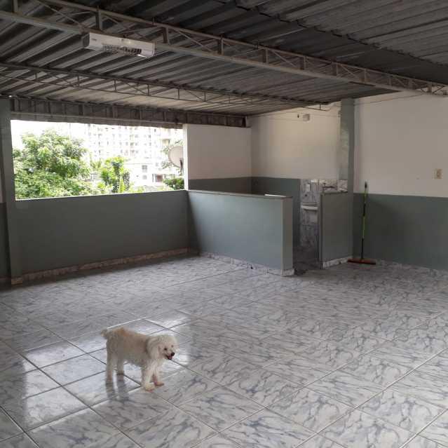 Foto 23. - Casa de Vila 2 quartos à venda Praça Seca, Rio de Janeiro - R$ 220.000 - FRCV20014 - 18