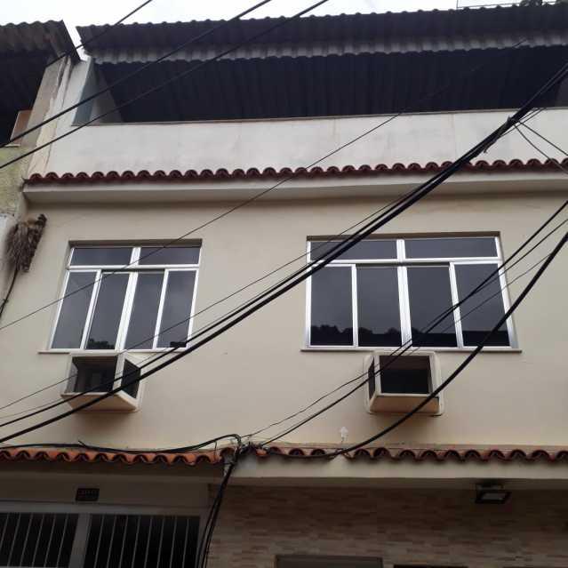 Foto 27. - Casa de Vila 2 quartos à venda Praça Seca, Rio de Janeiro - R$ 220.000 - FRCV20014 - 26