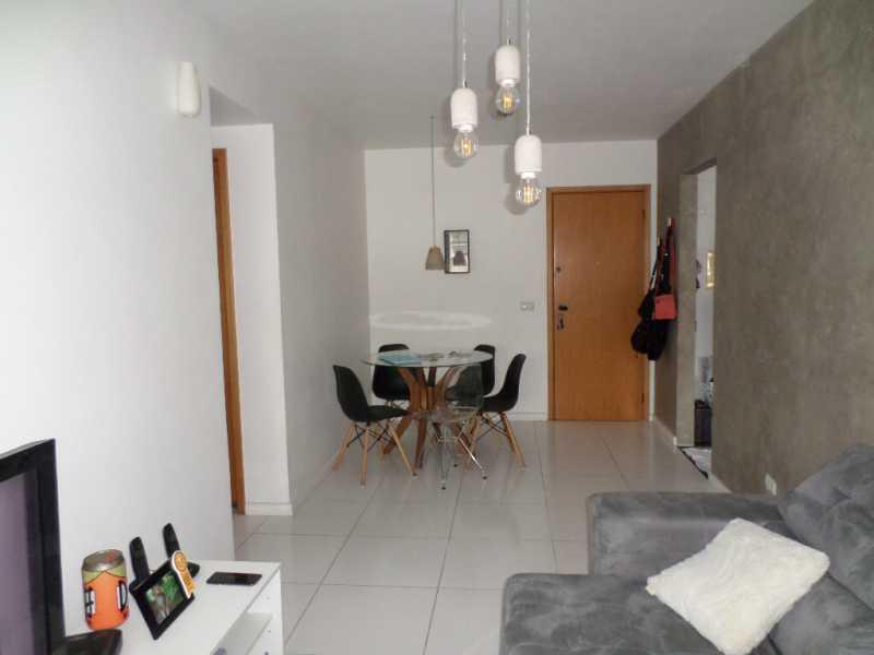 1 - Apartamento À Venda - Pechincha - Rio de Janeiro - RJ - FRAP21295 - 1