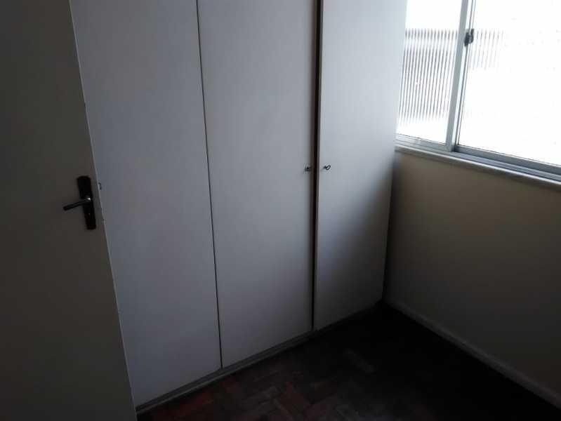 7 - quarto 1. - Apartamento Lins de Vasconcelos,Rio de Janeiro,RJ À Venda,3 Quartos,54m² - MEAP30289 - 8