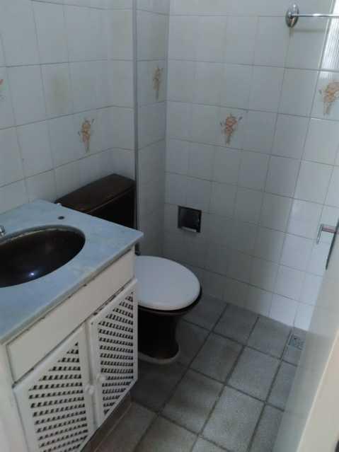 18 - banheiro social. - Apartamento Lins de Vasconcelos,Rio de Janeiro,RJ À Venda,3 Quartos,54m² - MEAP30289 - 19