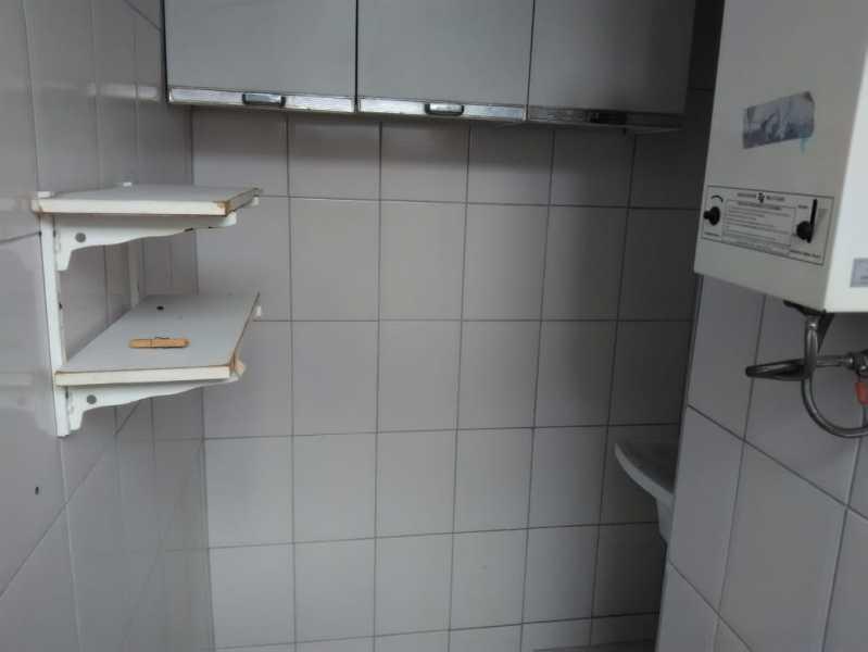 22 - área de serviço. - Apartamento Lins de Vasconcelos,Rio de Janeiro,RJ À Venda,3 Quartos,54m² - MEAP30289 - 23