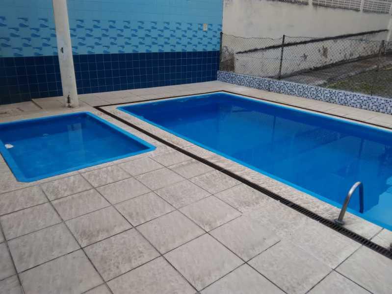 24 - piscina adulto e infantil - Apartamento Lins de Vasconcelos,Rio de Janeiro,RJ À Venda,3 Quartos,54m² - MEAP30289 - 25