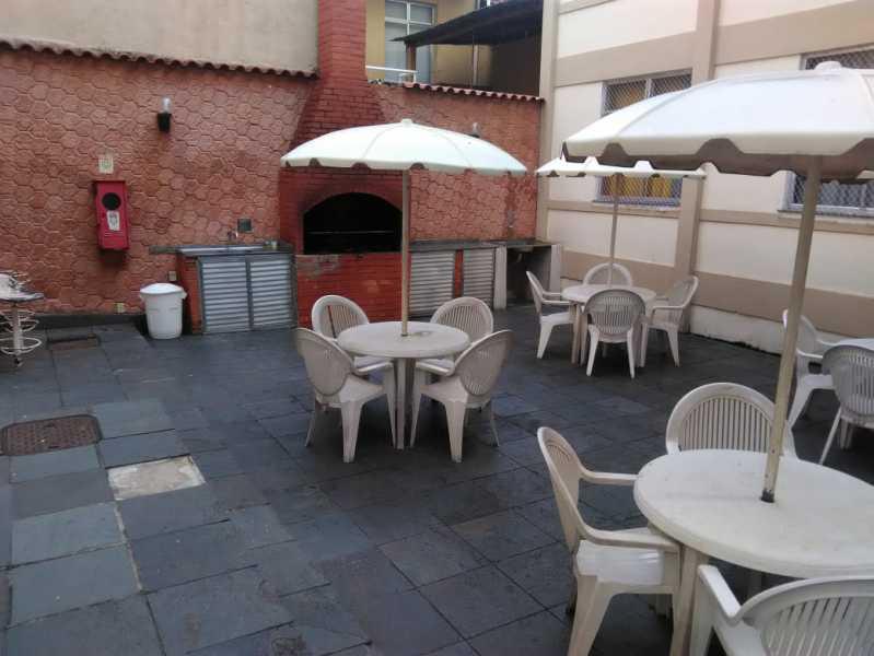 26 - churrasqueira. - Apartamento Lins de Vasconcelos,Rio de Janeiro,RJ À Venda,3 Quartos,54m² - MEAP30289 - 27