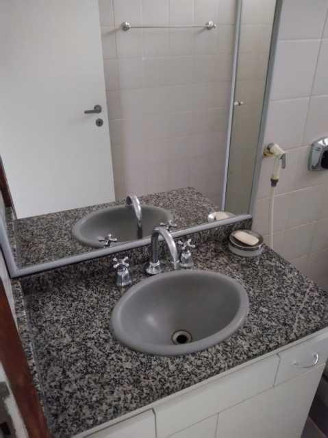 11 - banheiro social. - Apartamento 2 quartos à venda Lins de Vasconcelos, Rio de Janeiro - R$ 263.000 - MEAP20878 - 12