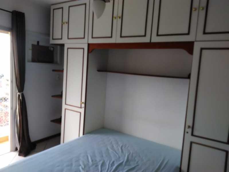 14 - quarto 2. - Apartamento 2 quartos à venda Lins de Vasconcelos, Rio de Janeiro - R$ 263.000 - MEAP20878 - 15