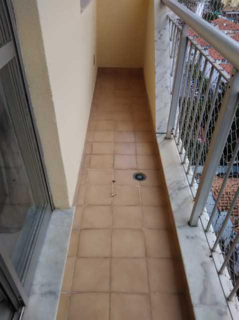 16 - varanda quartos. - Apartamento 2 quartos à venda Lins de Vasconcelos, Rio de Janeiro - R$ 263.000 - MEAP20878 - 17