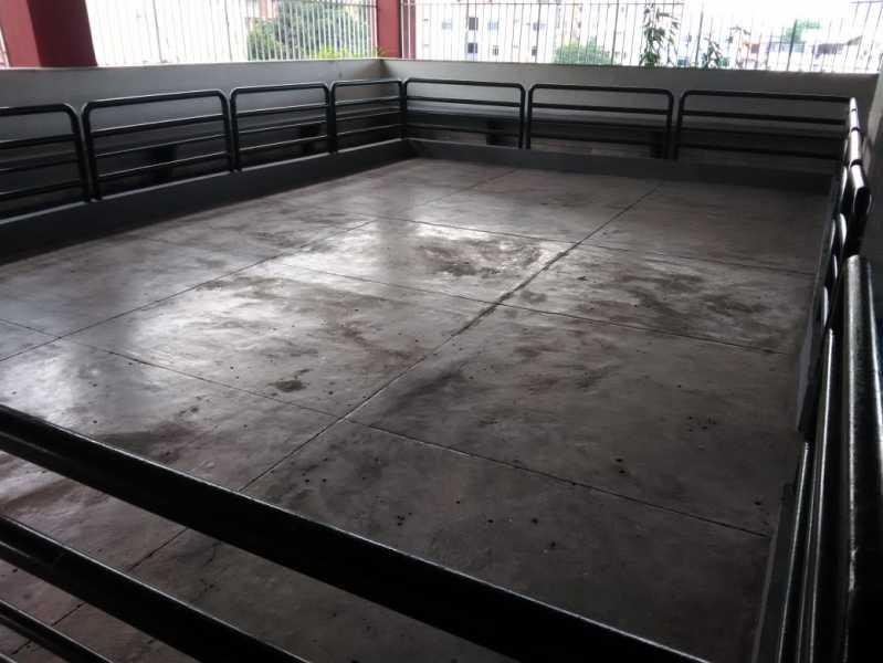 26 - play com pista de patina? - Apartamento 2 quartos à venda Lins de Vasconcelos, Rio de Janeiro - R$ 263.000 - MEAP20878 - 27