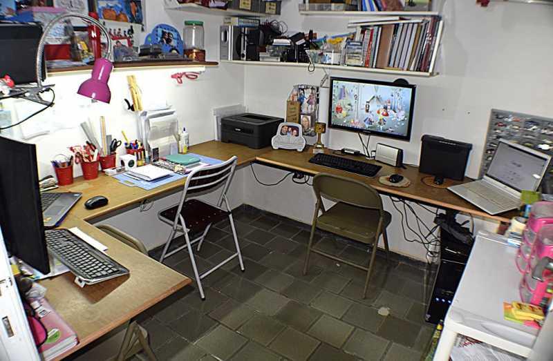 17 - Casa em Condominio À Venda - Pechincha - Rio de Janeiro - RJ - FRCN30139 - 17