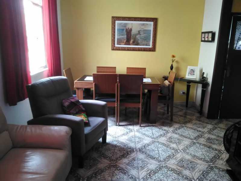 1 - SALA. - Casa de Vila 3 quartos à venda Lins de Vasconcelos, Rio de Janeiro - R$ 690.000 - MECV30041 - 1