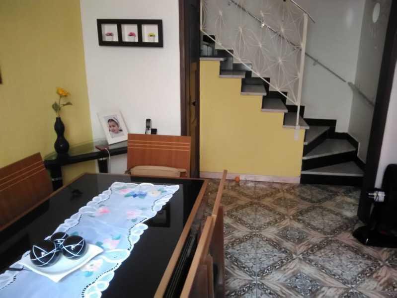 2 - SALA. - Casa de Vila 3 quartos à venda Lins de Vasconcelos, Rio de Janeiro - R$ 690.000 - MECV30041 - 3